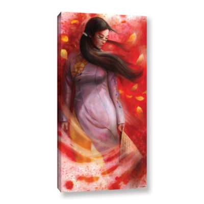 Brushstone Vietnam Gallery Wrapped Canvas Wall Art