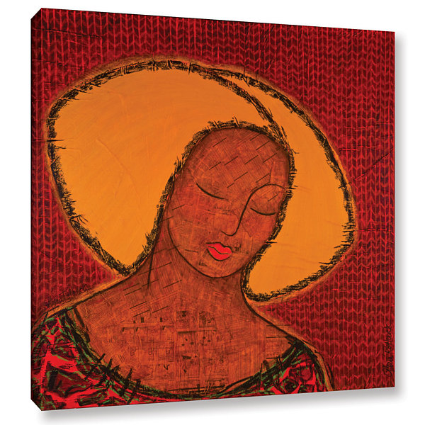 Brushstone The Beauty Of Silence Gallery Wrapped Canvas Wall Art
