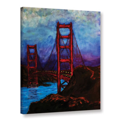 Brushstone The Beginning Gallery Wrapped Canvas Wall Art