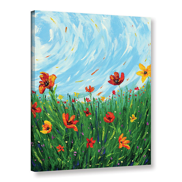 Brushstone The Dance Gallery Wrapped Canvas Wall Art