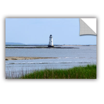 Brushstone Tybee Islands Unofficial Lighthouse Removable Wall Decal