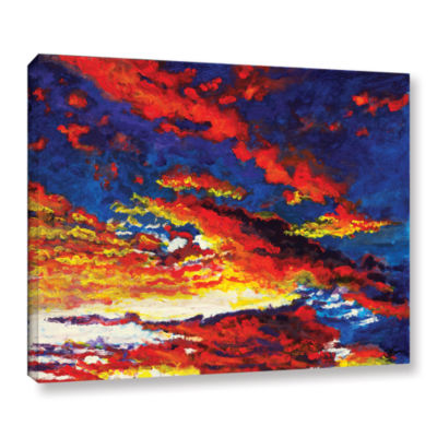 Brushstone Unthought Known Gallery Wrapped CanvasWall Art