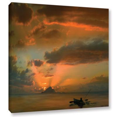 Brushstone Canvas Art