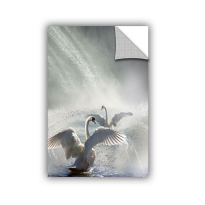 Brushstone Water Dance Removable Wall Decal