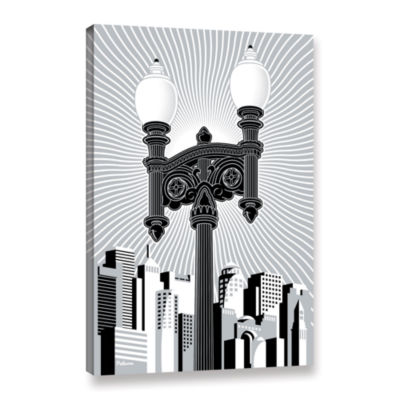 Boston Gallery Wrapped Canvas Wall Art