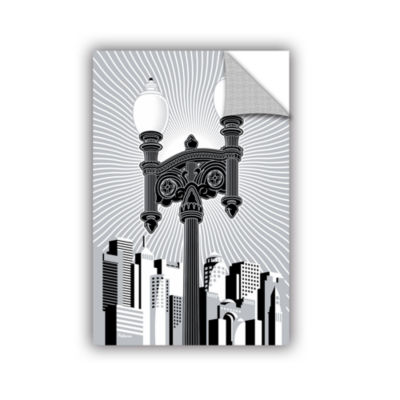 Boston Removable Wall Decal