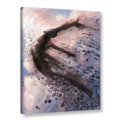 Brushstone Breaking The Mold Gallery Wrapped Canvas Wall Art
