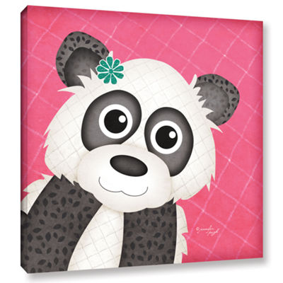 Brushstone Panda Gallery Wrapped Canvas Wall Art
