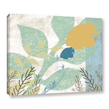 Brushstone Sealife Collection Gallery Wrapped Canvas Wall Art