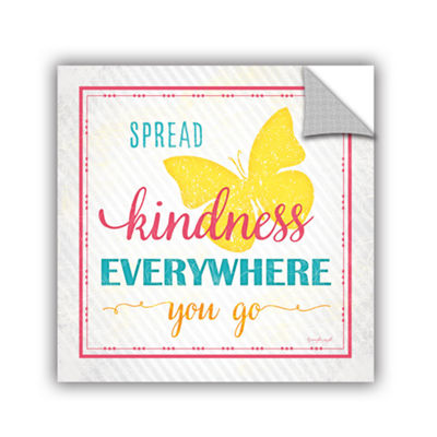 Brushstone Spread Kindness Removable Wall Decal