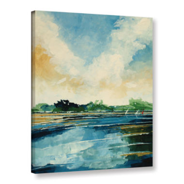 Brushstone Holkham Gallery Wrapped Canvas Wall Art