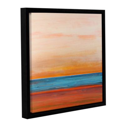 Brushstone Avalon Gallery Wrapped Floater-Framed Canvas Wall Art