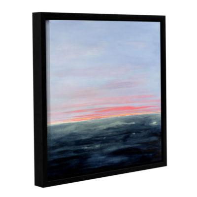Brushstone Belmar Gallery Wrapped Floater-Framed Canvas Wall Art