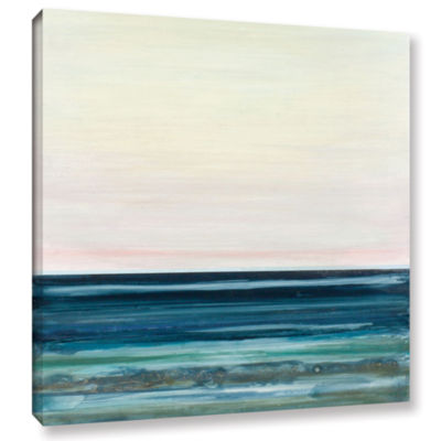 Brushstone First Twin Gallery Wrapped Canvas WallArt