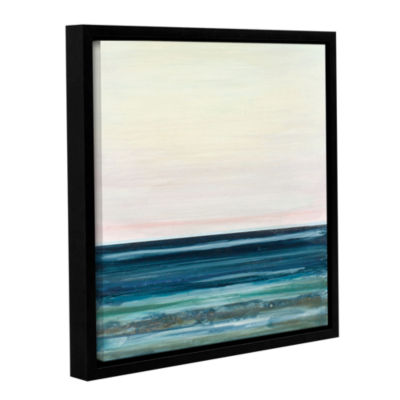 Brushstone First Twin Gallery Wrapped Floater-Framed Canvas Wall Art
