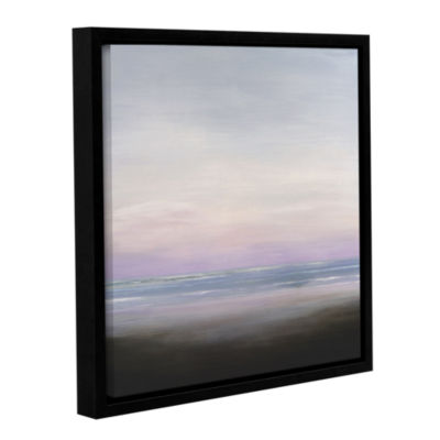 Brushstone Manasquan Gallery Wrapped Floater-Framed Canvas