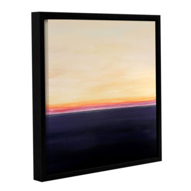 Brushstone Oneida Gallery Wrapped Floater-Framed Canvas Wall Art