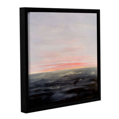 Brushstone Ontario Gallery Wrapped Floater-FramedCanvas Wall Art