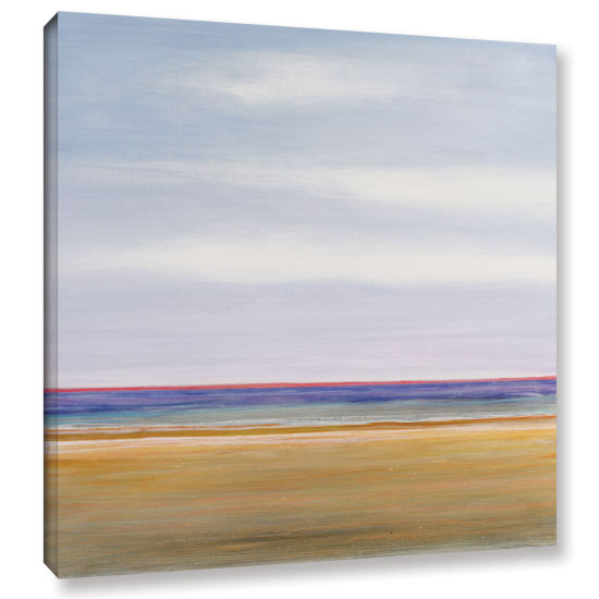 Brushstone Point Pleasant Gallery Wrapped Canvas Wall Art