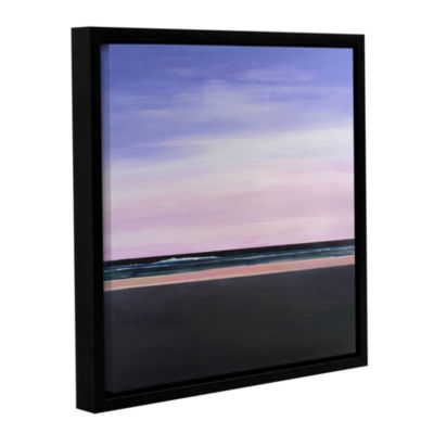 Brushstone The North Shore Gallery Wrapped Floater-Framed Canvas Wall Art