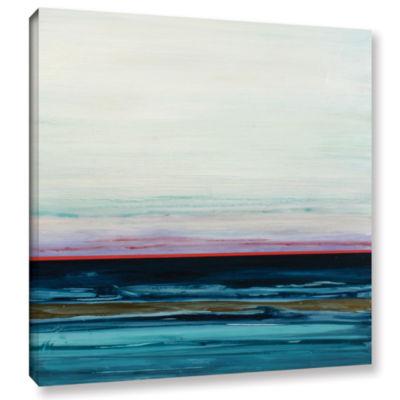 Brushstone Tyrrhenian Sea Gallery Wrapped Canvas Wall Art