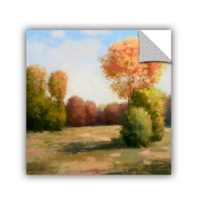 Brushstone Autumn Breeze Removable Wall Decal