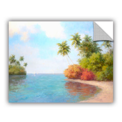 Brushstone Coco De La Playa Removable Wall Decal