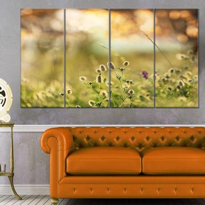 Design Art 4-pc. Canvas Art