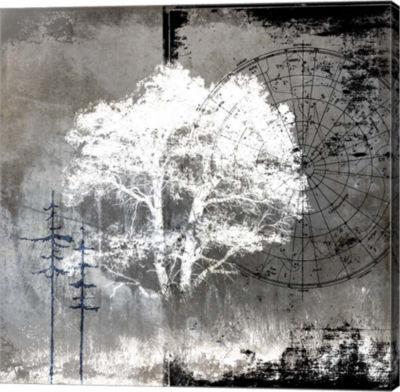 Metaverse Art July Tree 10 Gallery Wrap Canvas Wall Art