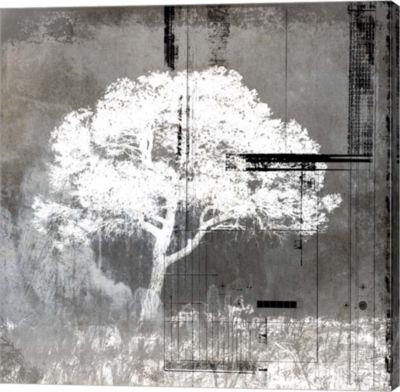 Metaverse Art July Tree 9 Gallery Wrap Canvas Wall Art