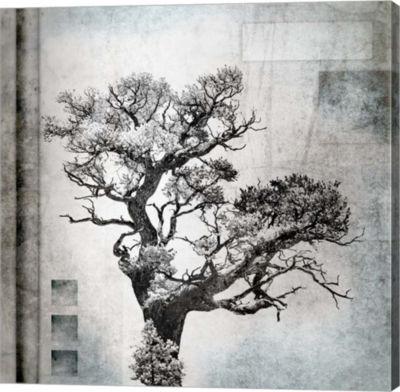 Metaverse Art August Tree 4 Gallery Wrap Canvas Wall Art