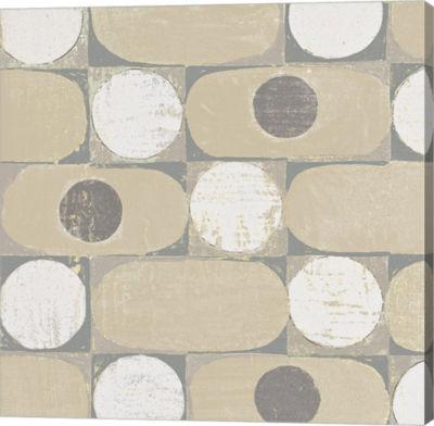 Metaverse Art 16 Blocks Square X Archroma Gallery Wrap Canvas Wall Art