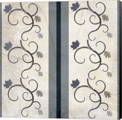 Metaverse Art Decorative BK 5 Museum Wrap Canvas Wall Art