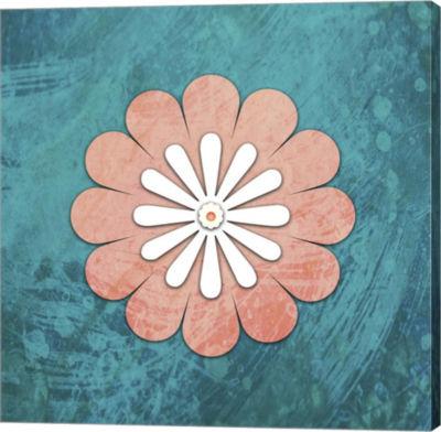 Metaverse Art Go BoHo 8 Gallery Wrap Canvas Wall Art