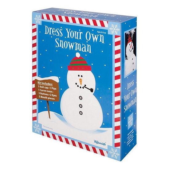 Toysmith Dress A Snowman Kit