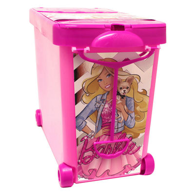 Barbie Store It All - Hello Gorgeous Carrying Case