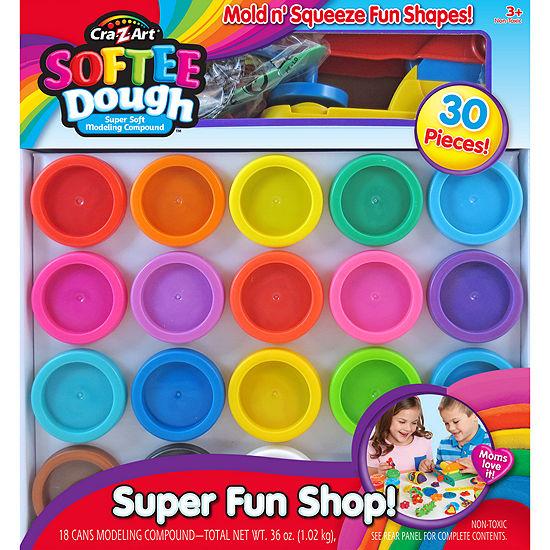 Cra-Z-Art Softee Dough Super Soft Modeling Compound - Super Fun Shop