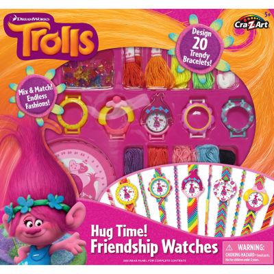 Cra-Z-Art Trolls Hug Time Friendship Watches Kit