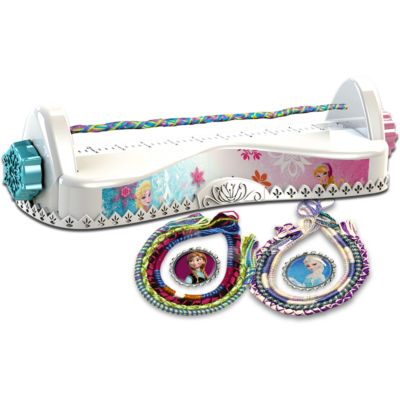 Disney Frozen Forever Friends Friendship BraceletMaker Activity
