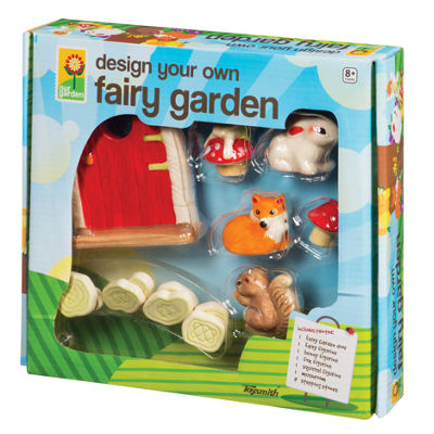 Toysmith Design Your Own Fairy Garden