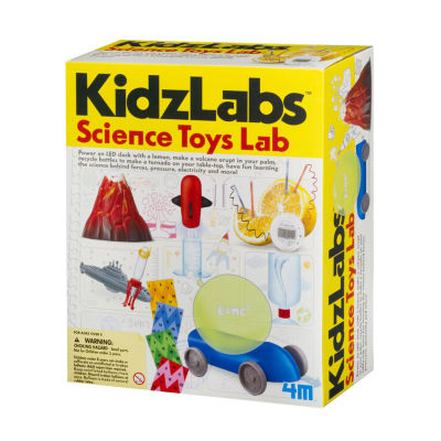 4M Kidslabs Sci-Toys Science Lab Kit - Stem