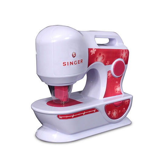 Nkok B/O Singer Threadless Felting Sewing Machine