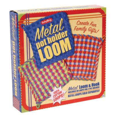 Schylling Metal Potholder Loom