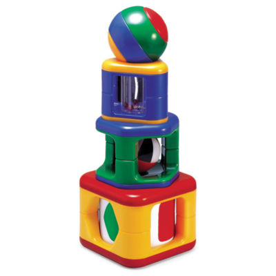 Tolo Stacking Activity Shapes