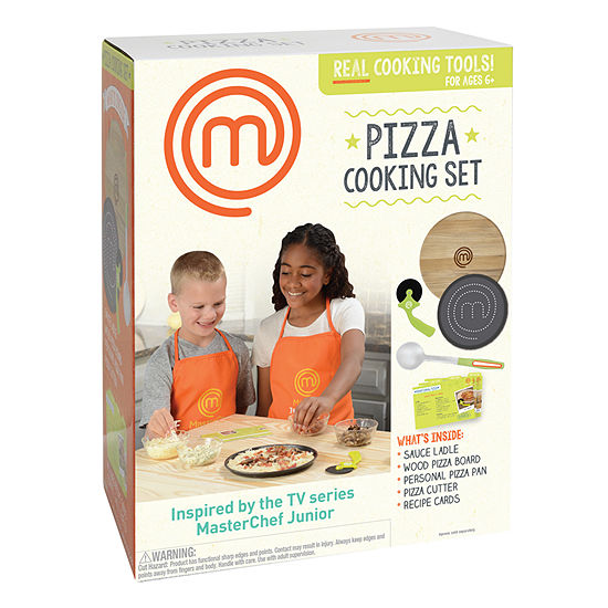 Masterchef Junior Pizza Cooking Set