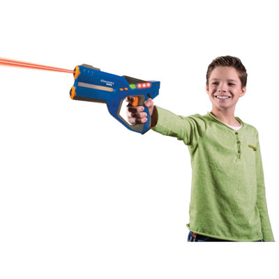 Nkok Discovery Kids IR Galactic 4-Team Space Blaster Laser Tag Remote Control Toy