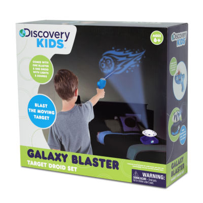 Nkok Discovery Kids Ir Galaxy Blaster W/ Target Droid Remote Control Toy