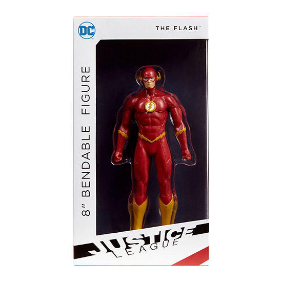 "Justice League The Flash 8""Bendable Figure"""