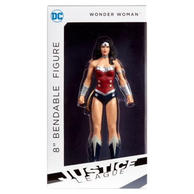 """Dc Comics - Justice League Wonder Woman 8"""" Bendable Figure"""