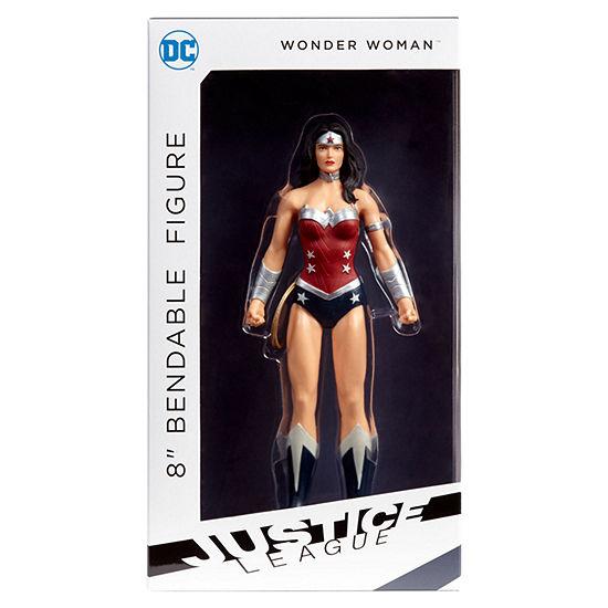 """Justice League Wonder Woman 8"""" Bendable Figure"""""""
